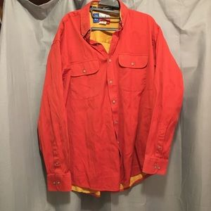 Vintage men's wrangler button up